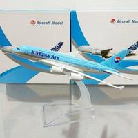 Diecast Pesawat A380 Korean Air
