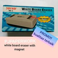 Whiteboard Eraser With Magnet Joyko-Penghapus Magnet Papan Tulis Bagus