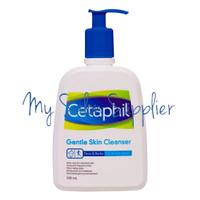 Cetaphil Gentle Skin Cleanser Face & Body Pump 500ml