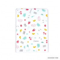 Little Palmerhaus Tottori Baby Towel - Summer Vibe