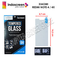 Xiaomi Redmi Note 4 / Xiaomi Redmi Note 4x iScreen Tempered Glass IORI