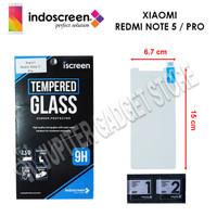 Xiaomi Redmi Note 5 Pro iScreen Tempered Glass I ORI