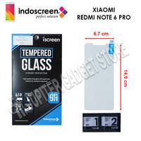 Xiaomi Redmi Note 6 Pro iScreen Tempered Glass I ORI