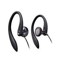 PHILIPS Sport Earphone With Mic - SHS 3305 Black