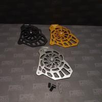Tutup Radiator CNC Alumunium Nitex Yamaha Nmax