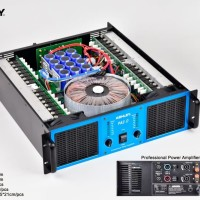 Power Ampli Amplifier 4000watt Ashley PA2.0 PA 2.0 utk SUBWOOFER