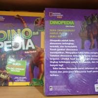 National Geographic Dinopedia Edisi Kedua Don Lessem Buku dinosaurus H