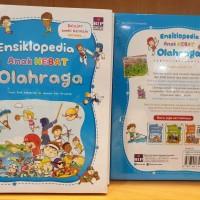 Ensiklopedia Anak Hebat Olahraga Hard cover belajar Park young-ran