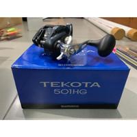 Shimano Tekota 501HG Left Handle