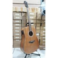Gitar Akustik Elektrik Tuner Cowboy GW-240Ns Original Import
