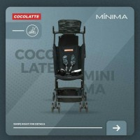 Stroller Cocolatte Minima CL-CB 690 SN