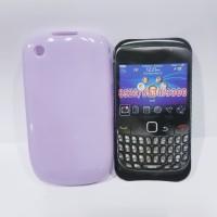 sarung kondom silikon blackberry gemini 8520 ungu