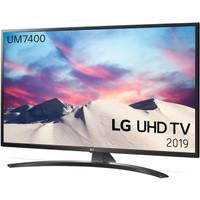 LG TV 50UM7400PTA UHD 4K