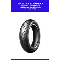Ban MAXXIS EXTRAMAXX 100/80-17 TUBEELESS