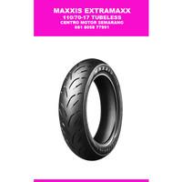 Ban MAXXIS EXTRAMAXX 110/70-17 TUBELESS