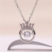 DearMe - VICTORIA Necklace (925 Sterling Silver & Crystals)