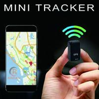 Alat Pelacak GPS Mini Magnetik GSM Real Time Untuk Kendaraan Mobil Mot