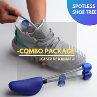 Spotless Shoe Tree Combo Package