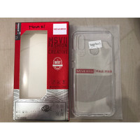 MSVII Huawei Nova 3i - Luxury Transparent Airbag Case