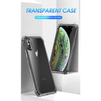 Ipaky iPhone X / XS / XR / XS MAX - Transparent Acrylic Slim Case