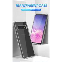 Ipaky Samsung S9 / S9+ / S10 / S10e / S10+ Transparen Acrylic SlimCase