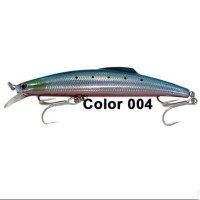 "SHINO HARD LURE ""MINNOW 17"" (Color 004) 15,9cm / 56gr (SINKING)"