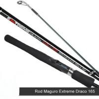 Rod MAGURO EXTREME DRACO 165cm / Line Test 8-16lbs