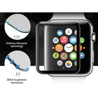 Tempered Glass Apple iwatch Series 1/2/3/4 Full Screen Protector 38/42