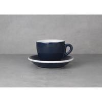 Zen Cangkir Coffee Blue Lenox - diameter 14 cm