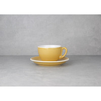 Zen Cangkir Coffee Yellow - diameter 16 cm