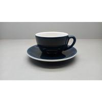 Zen Cangkir Coffee Blue Lenox - diameter 16 cm