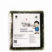Nanum Yaki Sushi Nori- Roasted Seaweed- Rumput Laut 50 lembar