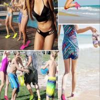 KST Sepatu Pantai Slip On Size M - XH8002 - Pink