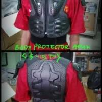 TERBARU Body Protector Titan ANAK ANAK ( 6-12thn )