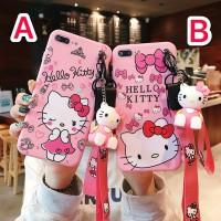 Vivo Y85 V9 Z1 Z1i Y91 Y95 Y93 Y97 Y17 Y3 cartoon cute soft phone case