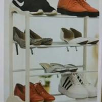 JN Amazing Shoes Rak Sepatu 4 Susun