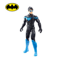 Batman Missions True-Moves Nightwing Figure - Mainan Action Figure