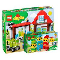 LEGO 10861 + 10869 - Promo - Duplo Bundle