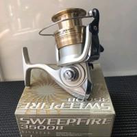 Reel Daiwa Sweepfire 3500 B 1BB olahraga top