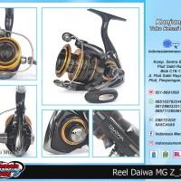 Reel Spinning Daiwa MG Z 3000 aneka sports