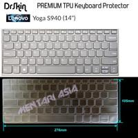 Keyboard Protector Lenovo YOGA S940-14 - DrSkin Premium TPU CLEAR