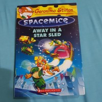 Scholastic - Space Mice- Away in a Star Shield