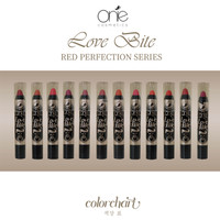 [ECER] ONIE LOVE BITE LIPSTICK THE RED PERFECTION SERIES