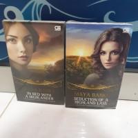 Set 2 novel Maya Banks in bed with highlander Seduction of a highland