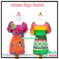 Atasan Baju Santai Wanita Aneka Warna dan Motif Paket isi 2
