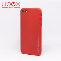 Case UBOX Blanc Henks iPhone