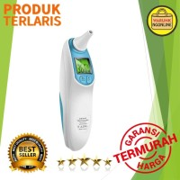 thermometer suhu badan - Digital Infrared Ear Thermometer Blacklit LCD
