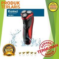 Alat Cukur Elektrik Shaver Trimmer Razor - KM-9013