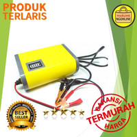 charger aki - cas accu - mobil dan motor Battery Charger 6A/12v