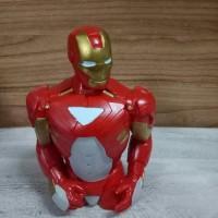 PATUNG SUPER HERO IRONMAN / PAJANGAN KUE IRON MAN / PMHERO